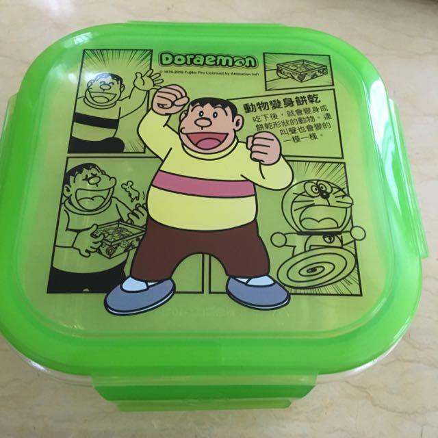 哆啦A夢便當盒