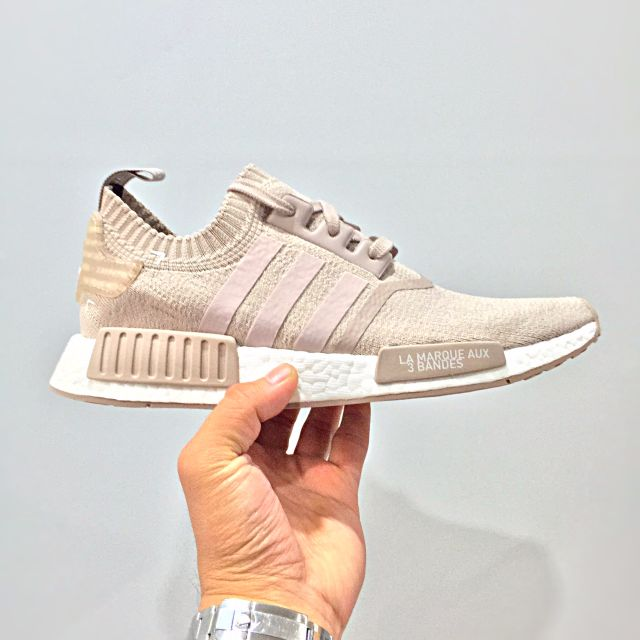 release date: fffe3 22bdc Adidas NMD PK French Beige / Vapour Grey - UK 11, Sports on ...
