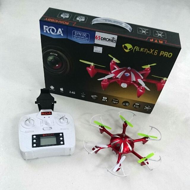 Alien X6 PRO Drone