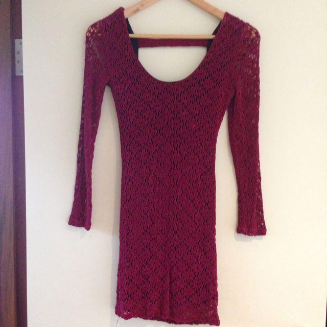 Angel Biba Knitted Long Sleeve Top - Size 6