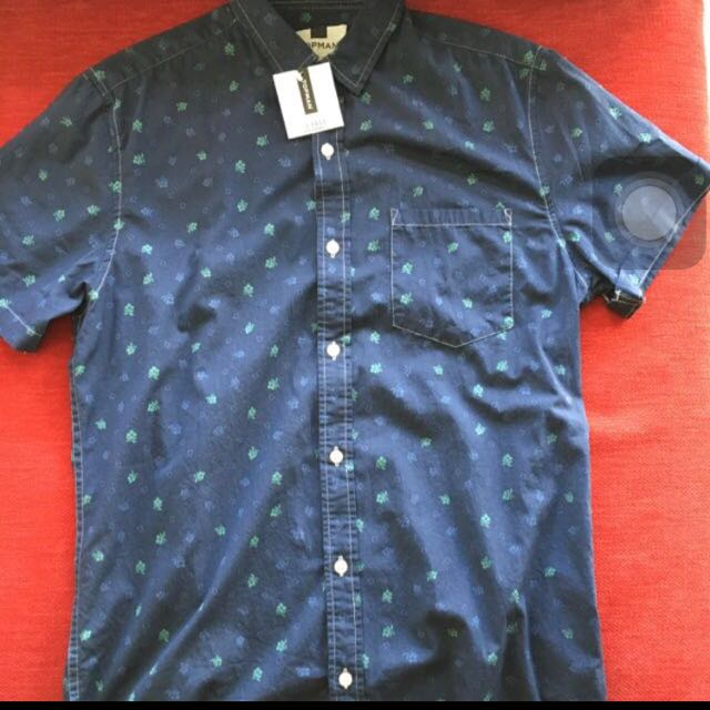 Authentic Topman Button Shirt