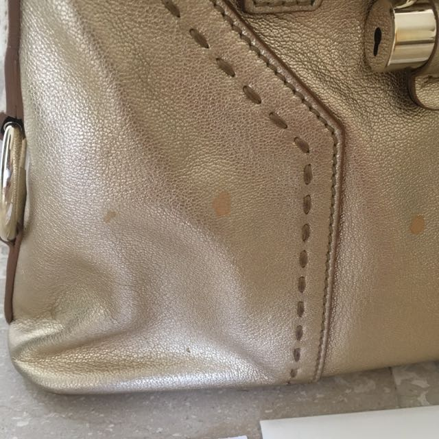 Authentic Yves Saint Laurent YSL Small Muse Bag