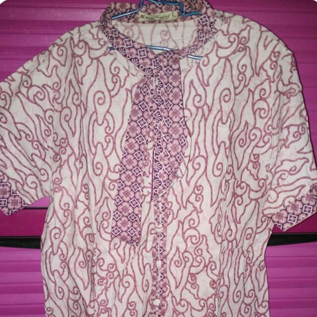 Baju batik.. Nana karlina