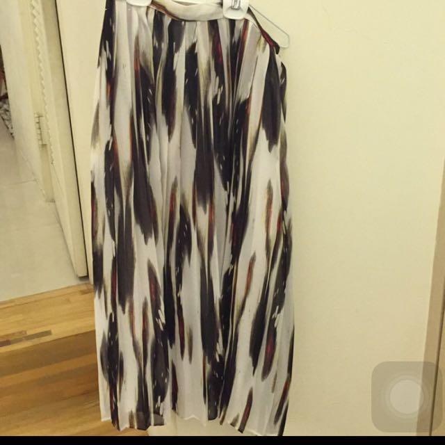 BANANA REPUBLIC 波西米亞風長裙