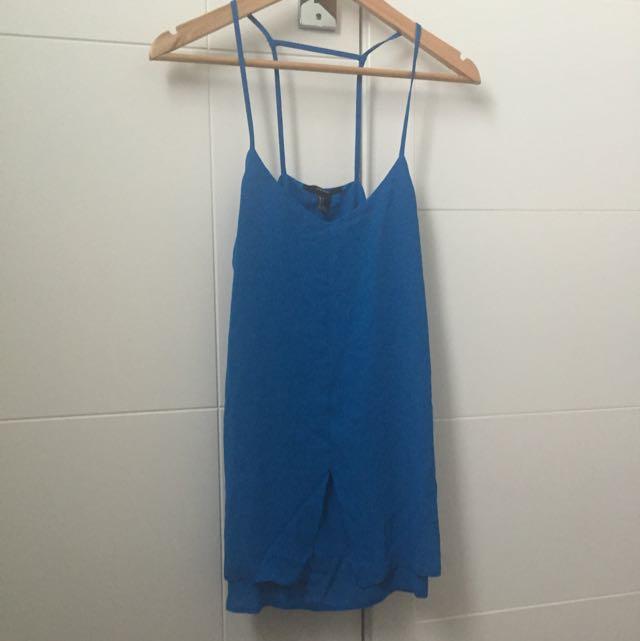 Blue Dress/shirt