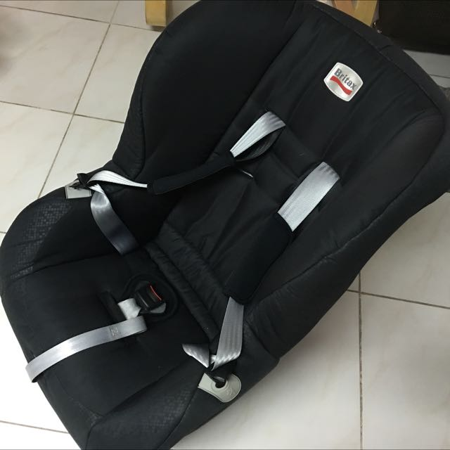 Britax Eclipse Forward Facing Car Seat - Black Thunder