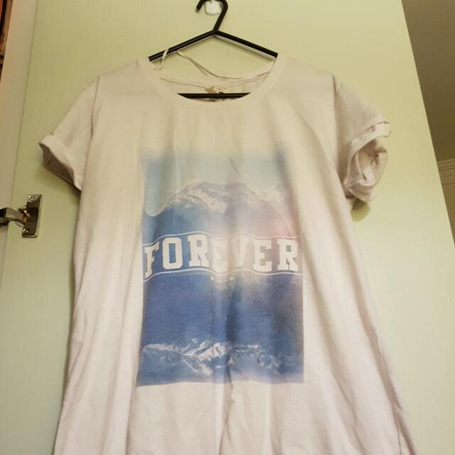 Casual 'Forever' Shirt
