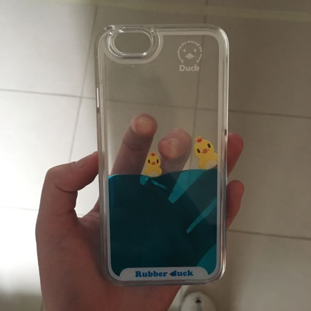 Cute Duck Phone Case!