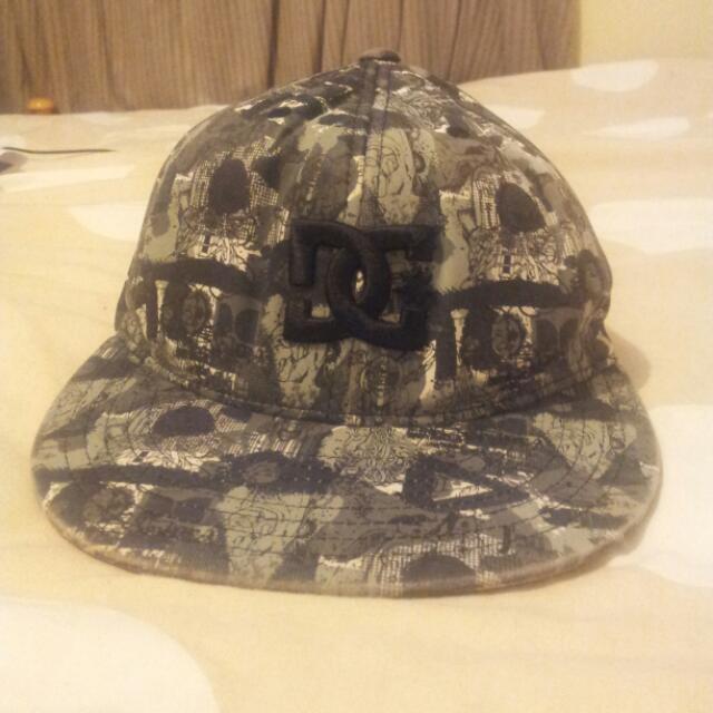 DC Brand Flat Cap