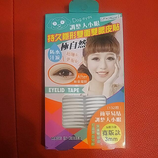 Double Eyelid Tape 3mm (Qty: 132)
