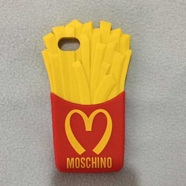 Fake Moschino iPhone 5 Case