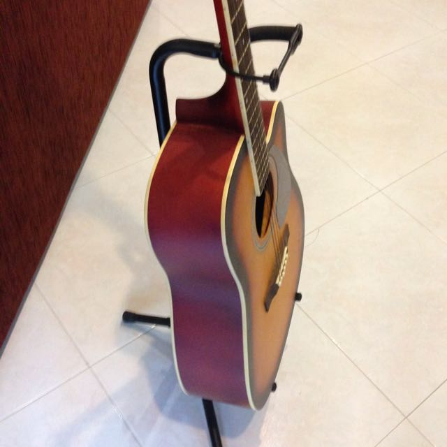 Guitar And Stand For Sale