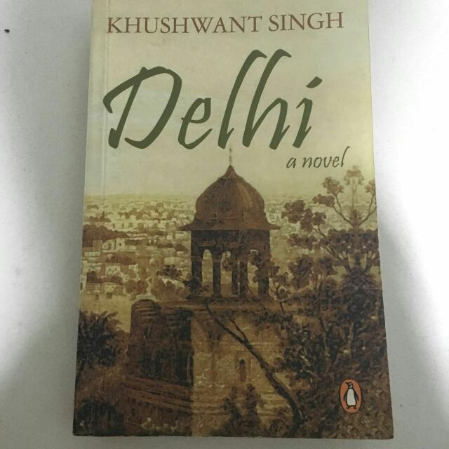 Khushwant Singh - Delhi