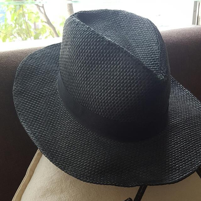 Large Nava Fedora Hat