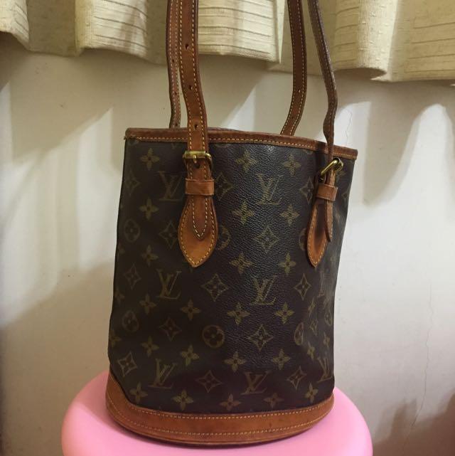 Louis Vuitton桶包