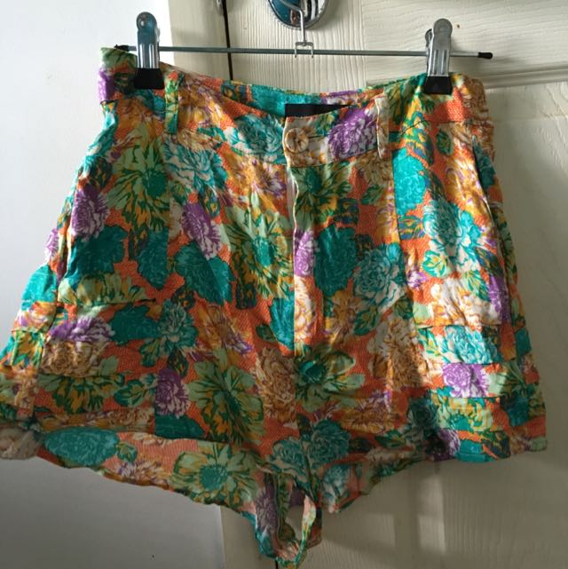 Mink Pink multicolour shorts