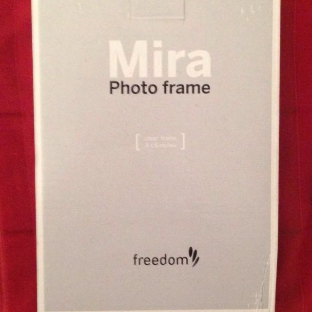 Mira Photo Frames From Freedom
