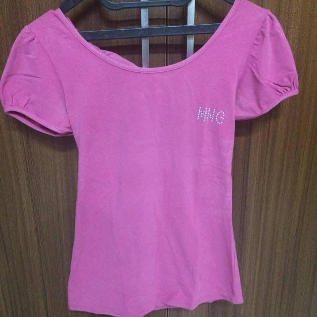 MNG Cross Back Top