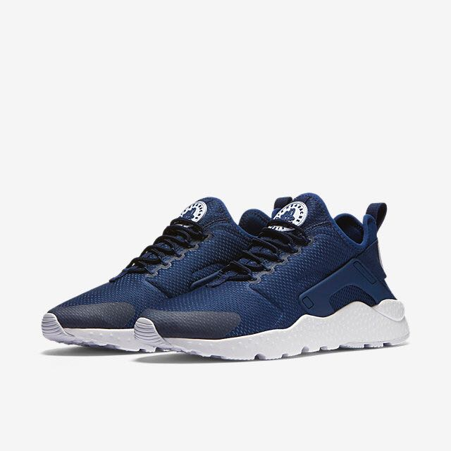 55c3107f6ea31 Nike Air Huarache Ultra (Women) - Coastal Blue White