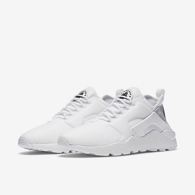 1728442d01055d Nike Air Huarache Ultra (Women) - White Black White