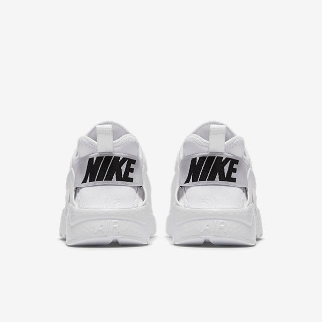 e106f396fb0d Nike Air Huarache Ultra (Women) - White Black White