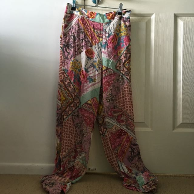 Nookie colourful pants