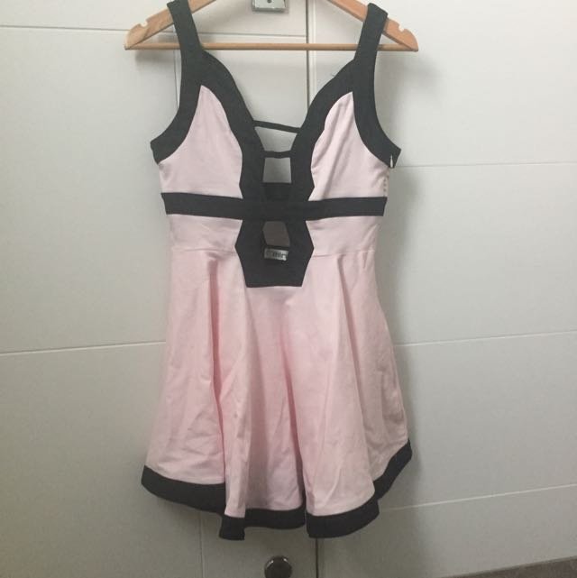 Pink Candy Dress
