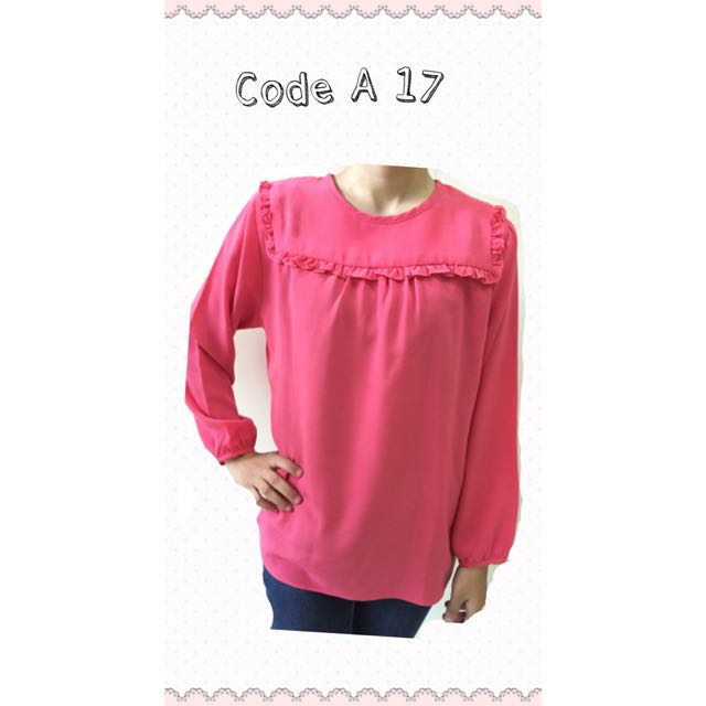 Pinky Clothes