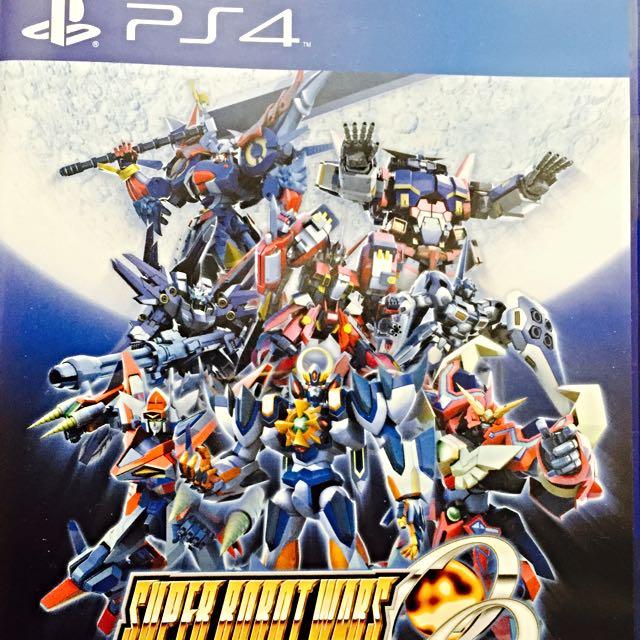 PS4-超級機器人大戰OG-中文版