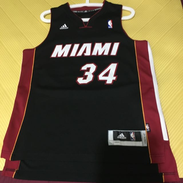 Ray Allen Miami Heat Adidas Swingman 球衣