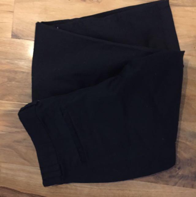 Size 8 Black Trouser