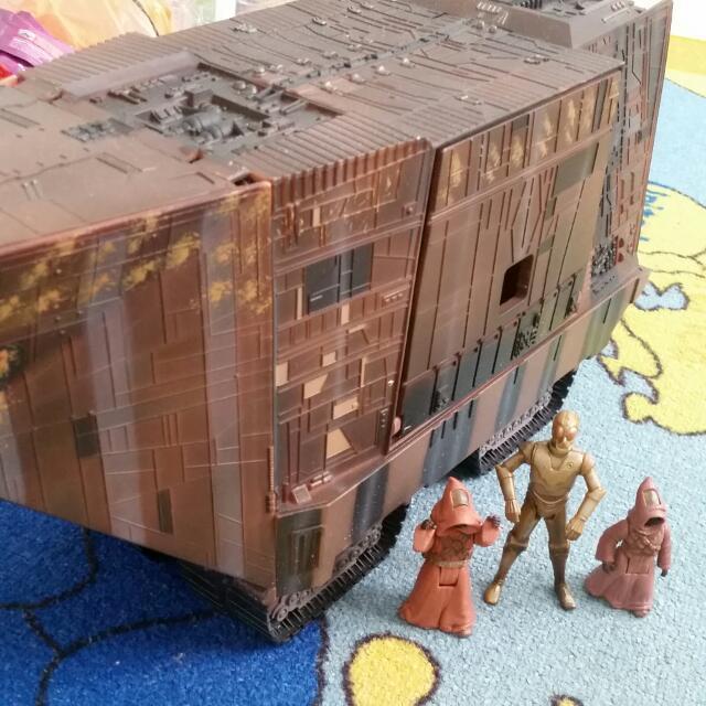 Star Wars Sandcrawler
