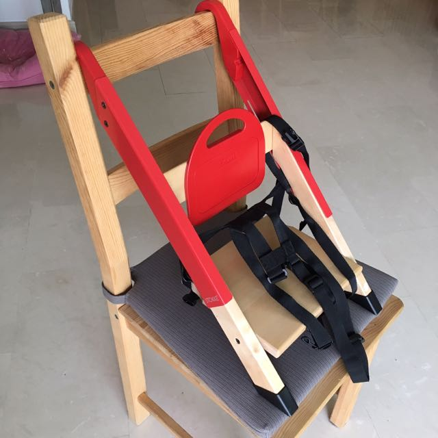 stokke handysitt portable high chair babies kids on carousell