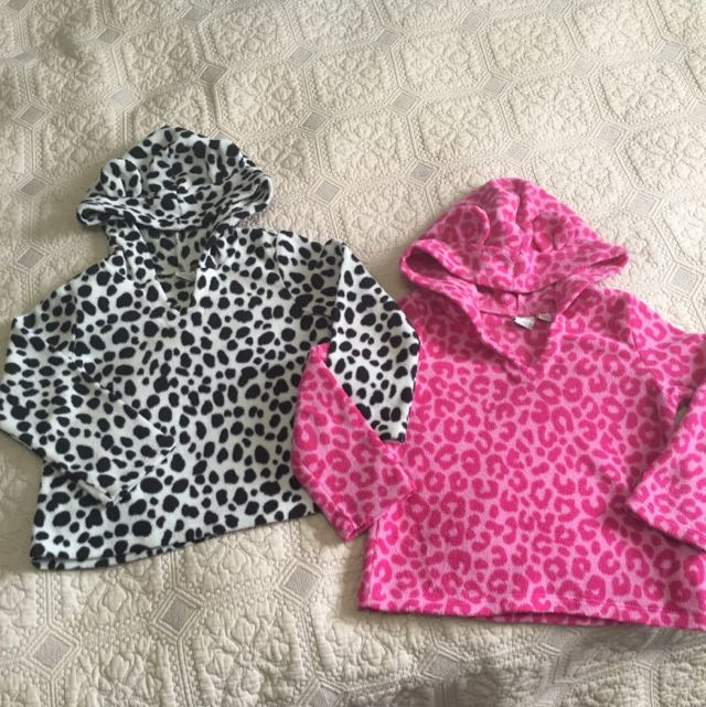 4 Toddler Girl's Sweaters