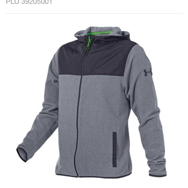 Under Armour Cold Gear Zip Up Hoodie