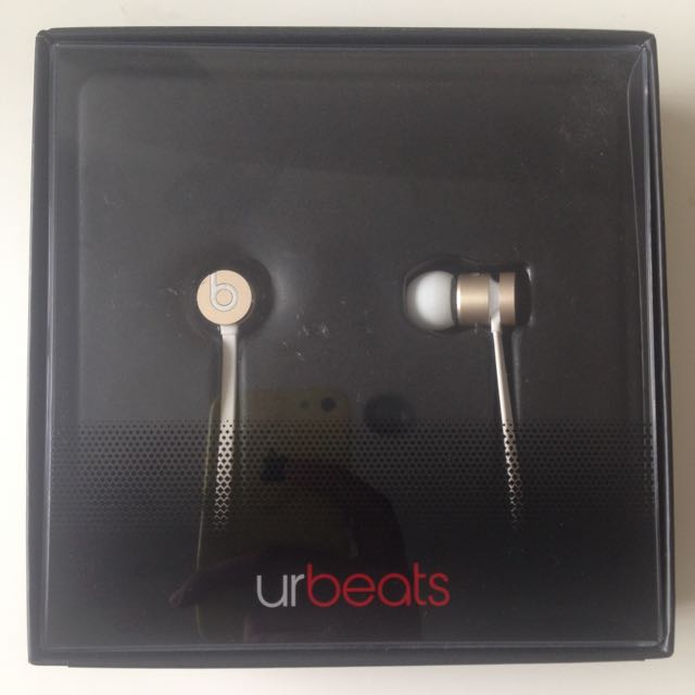 Urbeats 2 Gold Special Edition 0c7c87f33