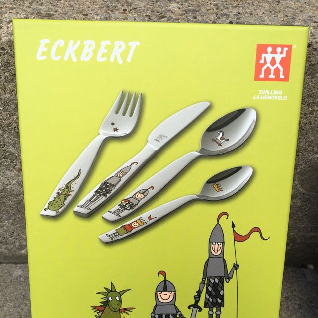 Zwilling Stainless Steel Children Untensil Set