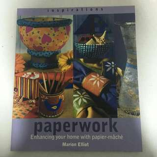 (Reserved) Marion Elliot - Paperwork