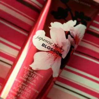 Japanese Cherry Blossom B&B Works Lotion