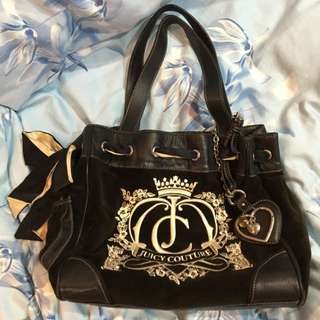 Juicy Couture Velour Bag (AUTHENTIC)