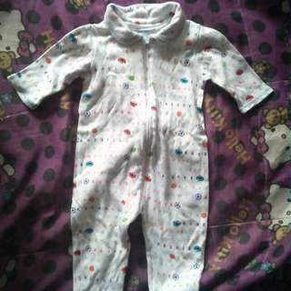 Sesame Street Baby Cover All