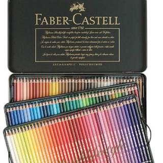 Faber Castell Polychromos 120