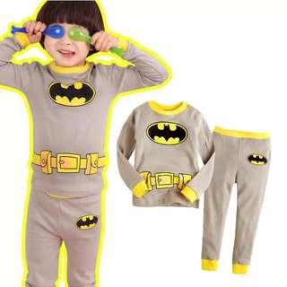 Boy Girl Pyjama Outfit Set