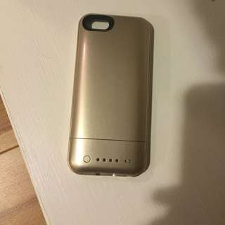 Mophie 100% Charging Case (IPHONE 5)