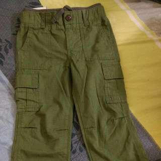 GAP軍綠色長褲