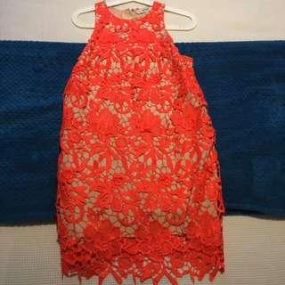 Cameo cocktail dress