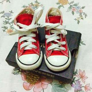 authentic converse 1-2yrs old