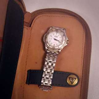 【二手 70% new】Guess Watch (for Lady)