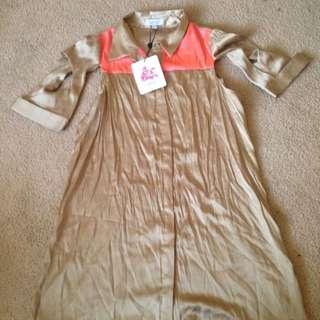 Cameo Shirt/dress