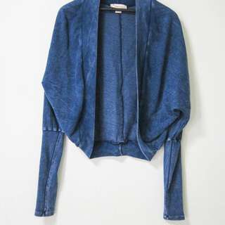 Denim Looking Jacket (But More Comfy Than Denim)
